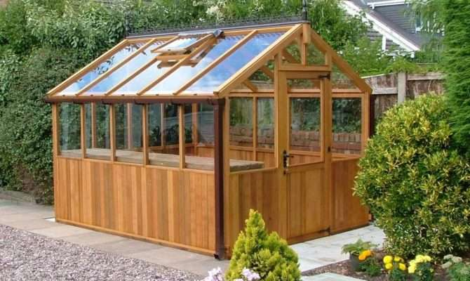 Building Greenhouse Plans Build Your Very Own