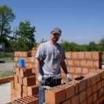 Building House One Brick Time