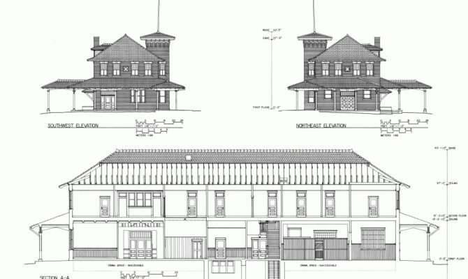 Building Plans Architecture Home Design