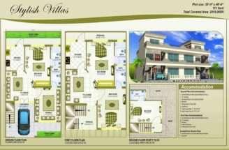 Building Plans Pakistani House