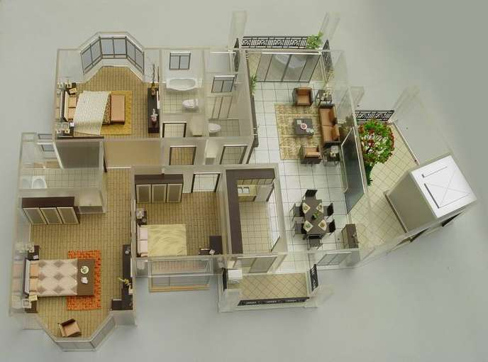 Building Scale Model Houses Quotes