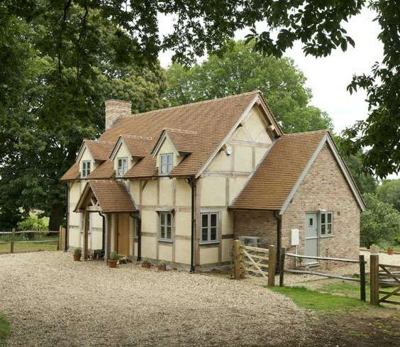 Building Your Own Timber Frame House