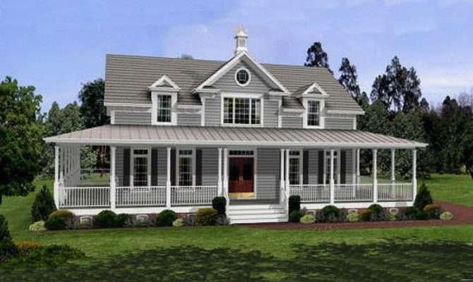 Built Desk Bookcase Country Style House Plans