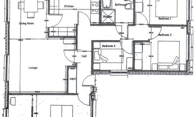 Bungalow Design Home Designer