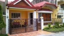 Bungalow House Designs Philippines Face
