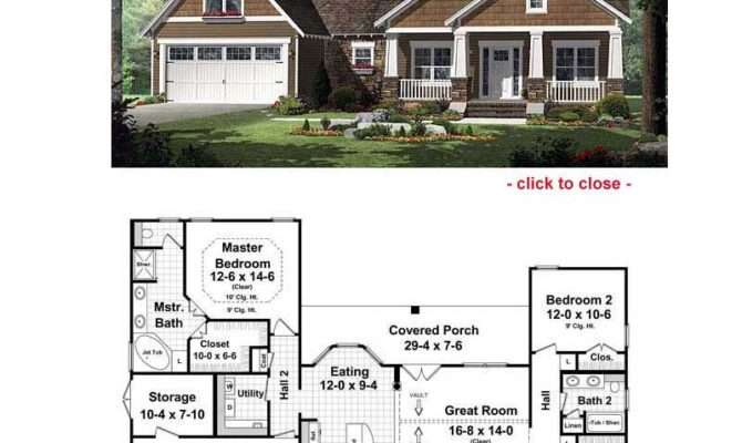 Bungalow House Floor Plans Exterior Design