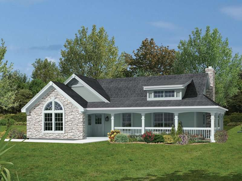 Bungalow House Plan Alp Chatham Design Group Plans