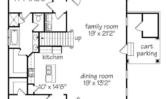 Bungalow House Plans Bedrooms Escortsea