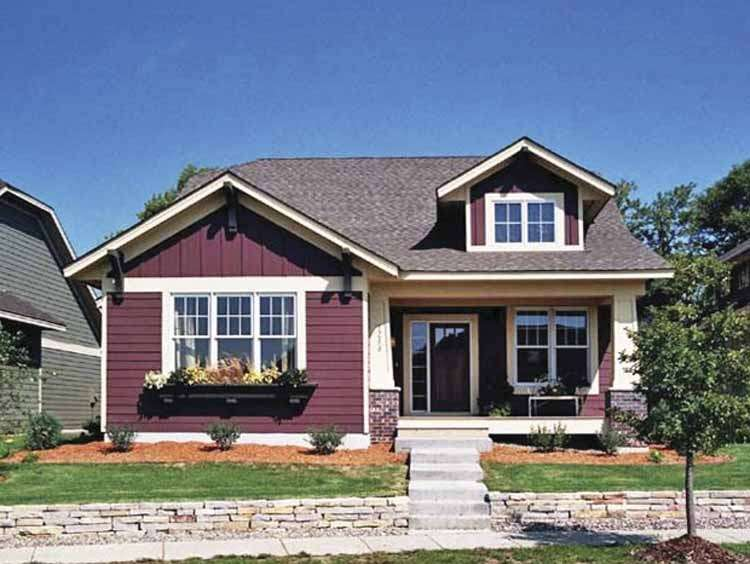Bungalow House Plans Eplans Includes Craftsman