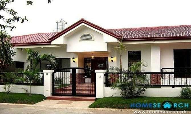 Bungalow House Plans Philippines Design Philippine