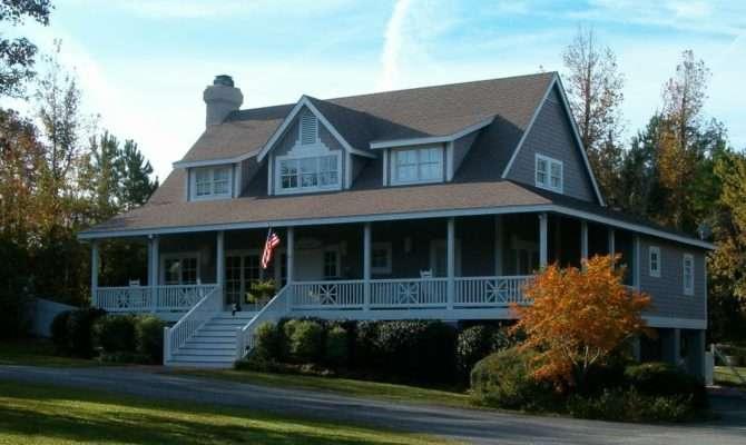 Bungalow House Plans Wrap Around Porch