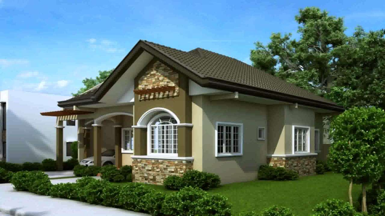 Bungalow Modern House Plans Prices Plan