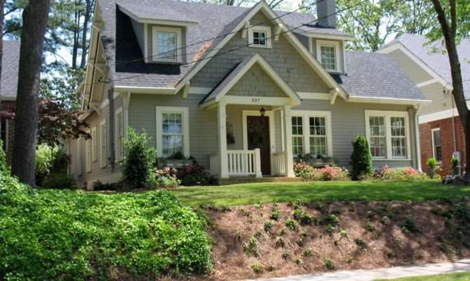 Bungalows Atlanta Home Styles Decatur Homes