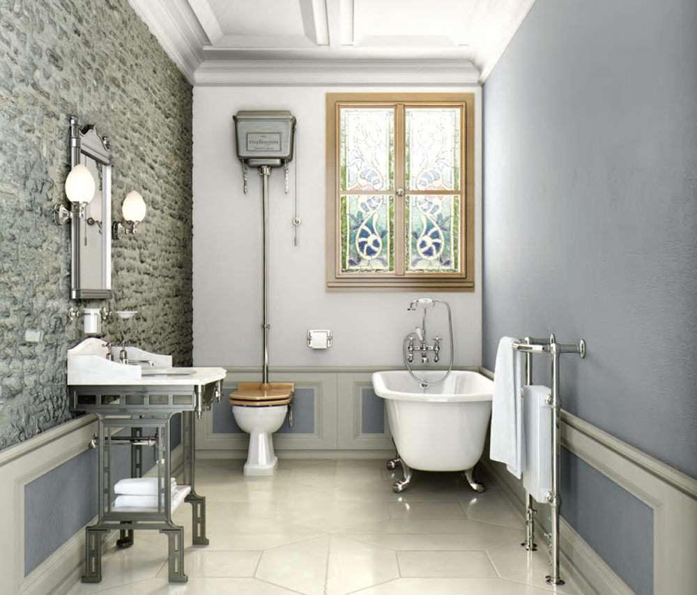 Burlington Georgian Bathroom Suite