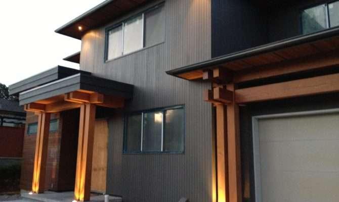 Burnaby Custom Timber Frame Project Tamlin Homes