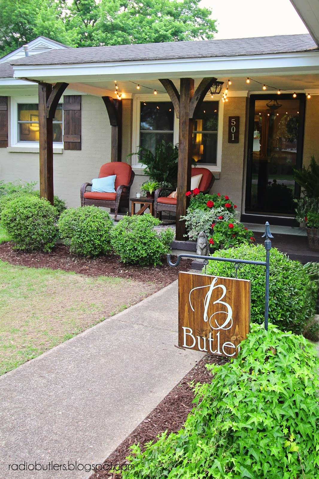 Butlers Front Porch