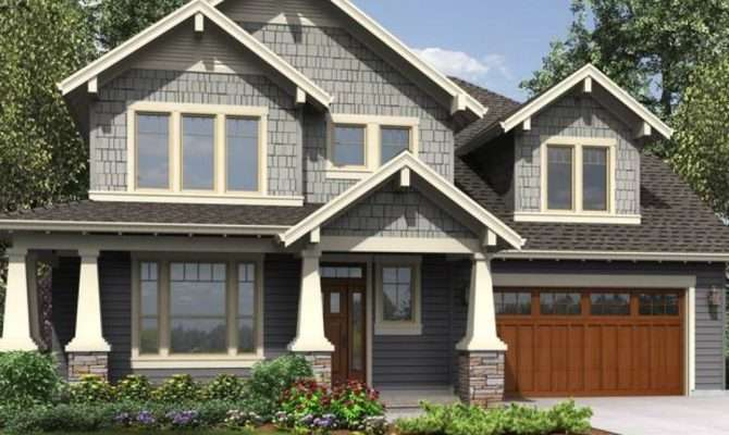 Buzz Building Craftsman Style Home