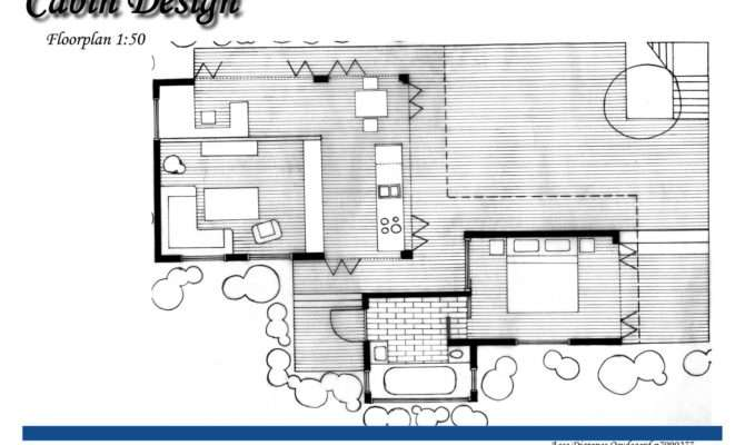 Cabin Blueprints Frompo