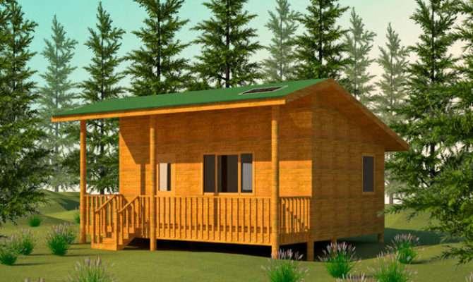 Cabin Building Plans House Design