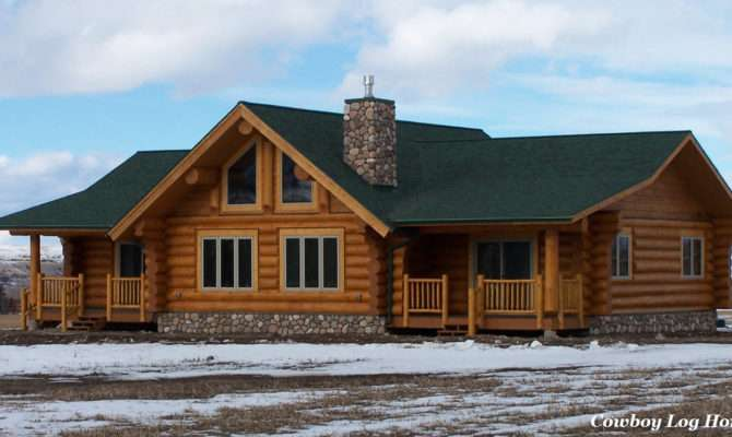 Cabin Plans Lofts Can Used Ranch Style Log