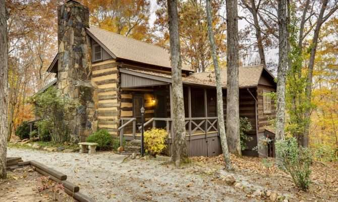 Cabin Small House Swoon