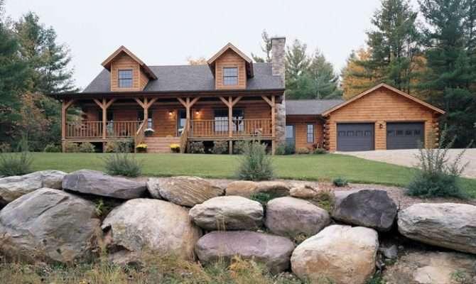 Cabin Style Dream Home Pinterest