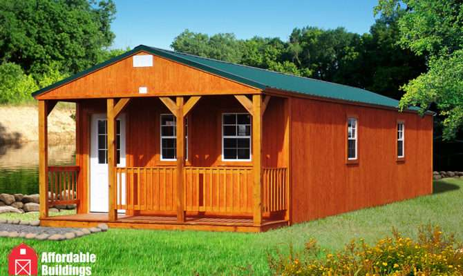 Cabin Styles Affordable Buildings