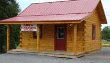 Cabin Term Alot People Associate Smaller Log Cabins