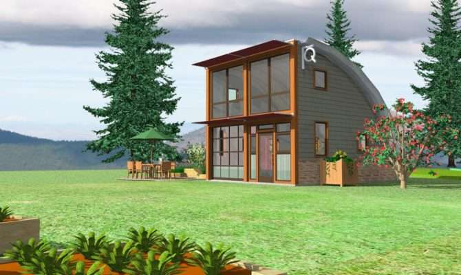 Cabins Offers Quality Affordable Sustainable Small House
