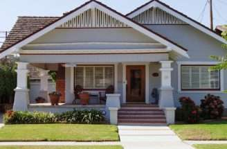 California Bungalow Craftsman Real Estate