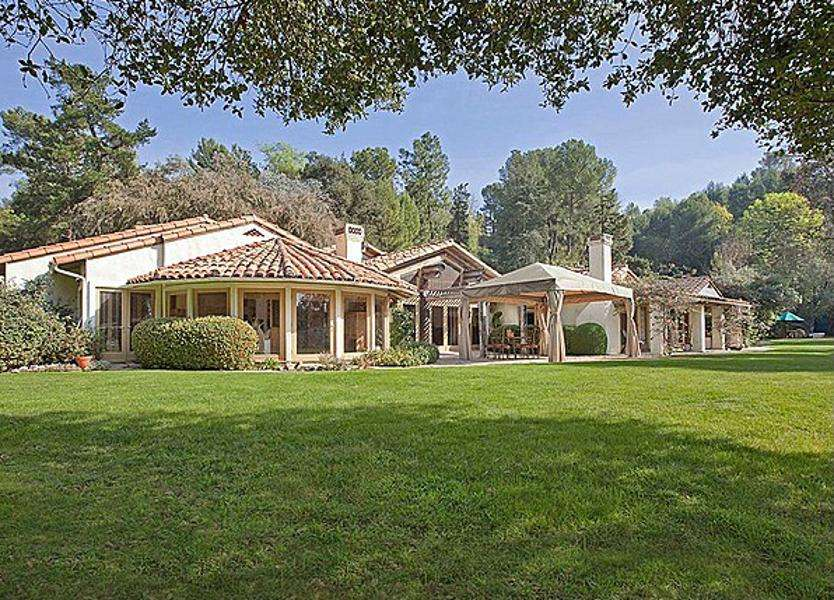 California Ranch Home Photos Single Story Luxury Homes Forbes
