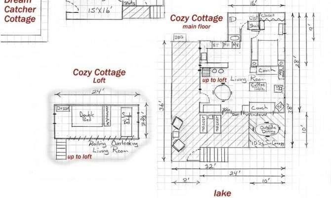 Canadian Cottage Located Privately Next Door Big Grey