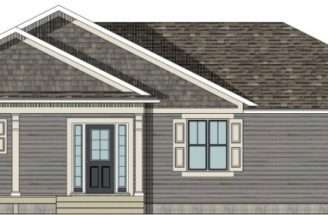 Canadian Home Designs Custom House Plans Garage