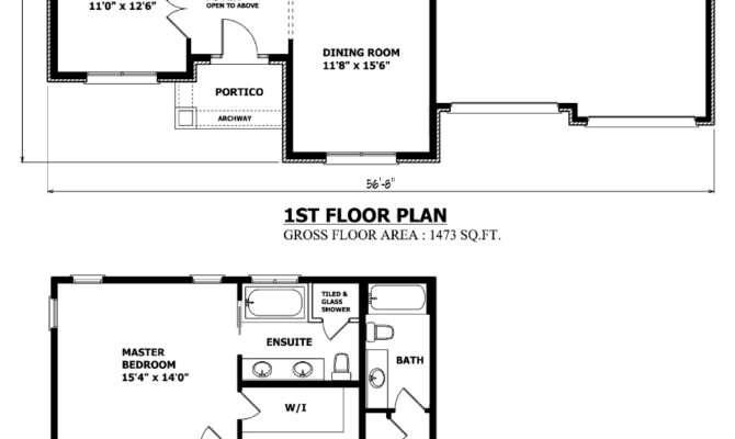 Canadian Home Designs Custom House Plans