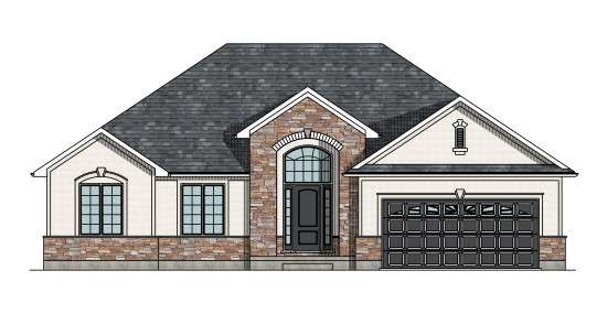 Canadian Home Designs House Plans Garage