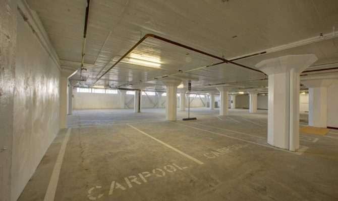 Cannery Basement Garage Sunseri Associates