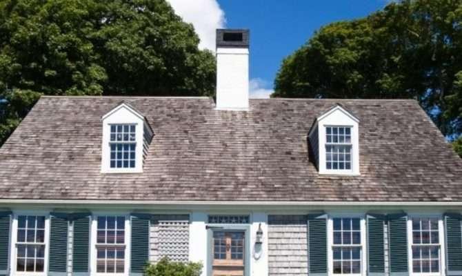 Cape Cod Architecture Hgtv Front Door Real Estate