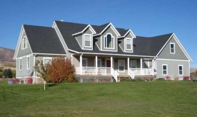 Cape Cod Executive Home House Plan Reviews