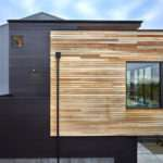 Captivating Modern House Siding Architecture Lilyweds