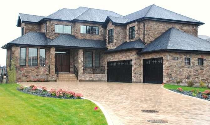 Captivating Stone Exterior Homes Pics Design Ideas