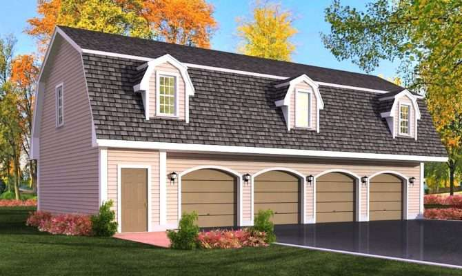 Car Garage Plans Apartment Above Theapartment