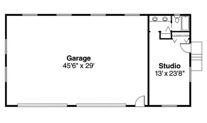 Car Garage Plans Plan Studio Design