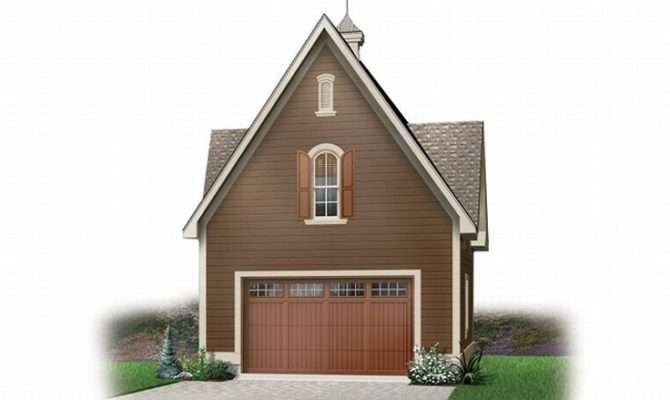 Car Garage Plans Unique One Plan Loft