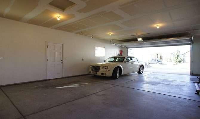 Car Garage Tandem Building Plans