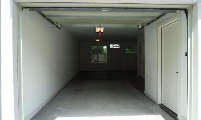 Car Tandem Garage House Plans Parking