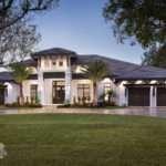 Caribbean Plantation Home Plans