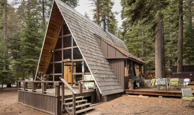Carnelian Bay Frame Vacation Cabin