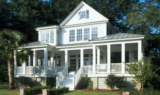 Carolina Island House Coastal Living Southern