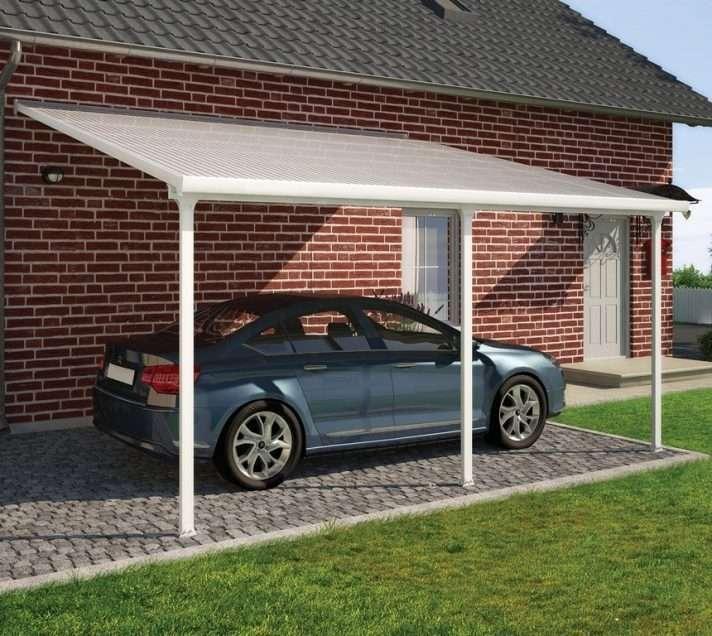 Carport Like Car Kit Insight Concept