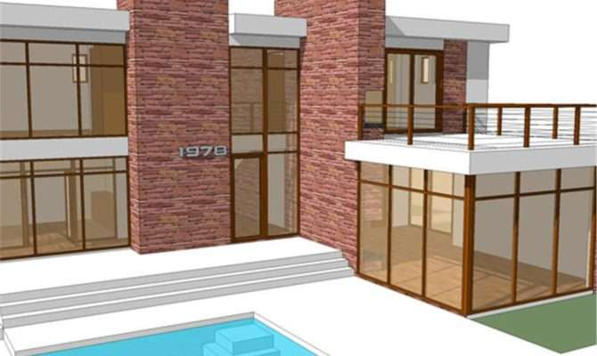 Casa Moderna Plano